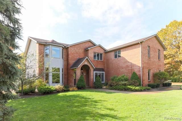 5630 Bemis Rd, Ypsilanti, MI 48197 (MLS #2200088462) :: Scot Brothers Real Estate