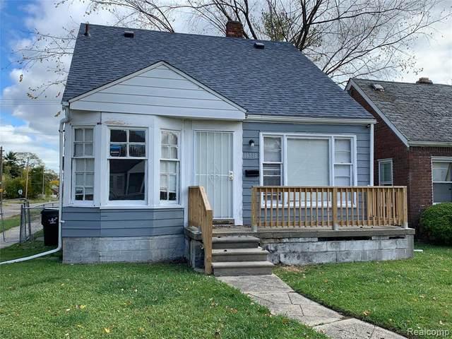 18518 Alcoy St, Detroit, MI 48205 (MLS #2200088291) :: Scot Brothers Real Estate