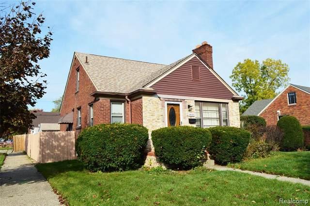 14001 Bringard Dr, Detroit, MI 48205 (MLS #2200088396) :: Scot Brothers Real Estate