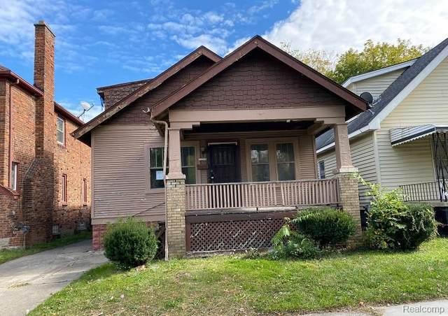 14290 Coyle St, Detroit, MI 48227 (MLS #2200087845) :: Scot Brothers Real Estate