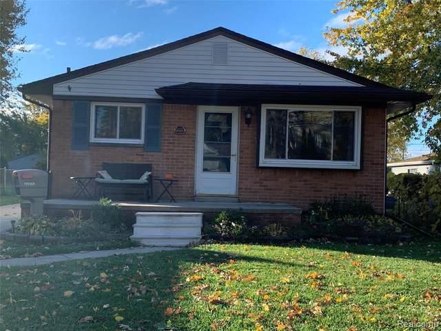 22212 Dorion St, Saint Clair Shores, MI 48082 (MLS #2200088494) :: Scot Brothers Real Estate
