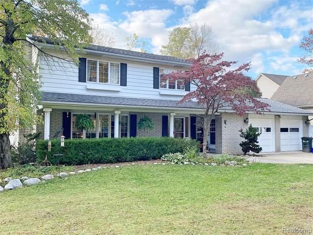 22160 Meridian Rd, Update, MI 48138 (MLS #2200088506) :: Scot Brothers Real Estate