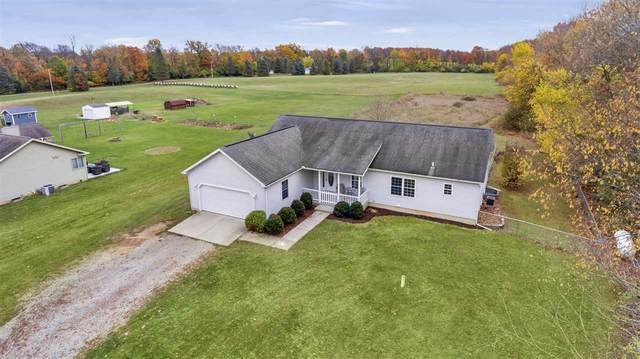 6875 Sears Rd, Horton, MI 49246 (MLS #202003238) :: The Tom Lipinski Team at Keller Williams Lakeside Market Center