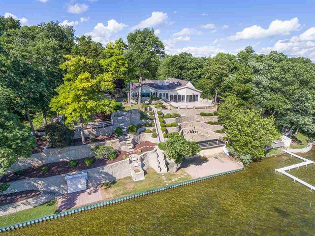 4298 Cedar Pt Dr, Manitou Beach, MI 49253 (MLS #202003312) :: The BRAND Real Estate