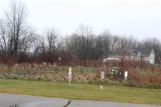 5102 Blue Water Crt, Flint, MI 48506 (MLS #2200096057) :: The BRAND Real Estate