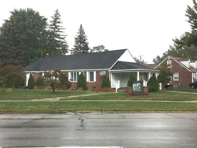 20331 W. Outer Dr., Dearborn, MI 48124 (MLS #2200101469) :: The BRAND Real Estate