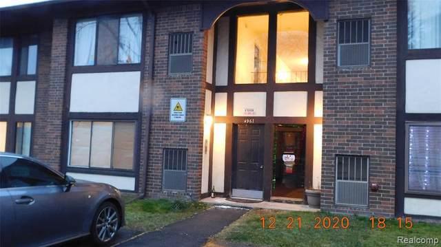 4961 E 10 MILE RD, Warren, MI 48091 (MLS #2200098640) :: The BRAND Real Estate