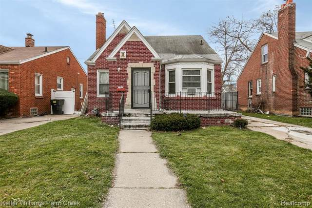 9655 Prest St, Detroit, MI 48227 (MLS #2200100334) :: The BRAND Real Estate