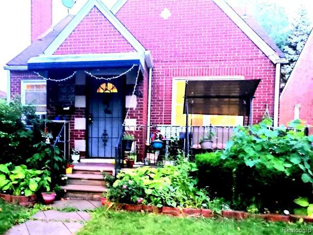 6816 Penrod St, Detroit, MI 48228 (MLS #2210000202) :: The BRAND Real Estate