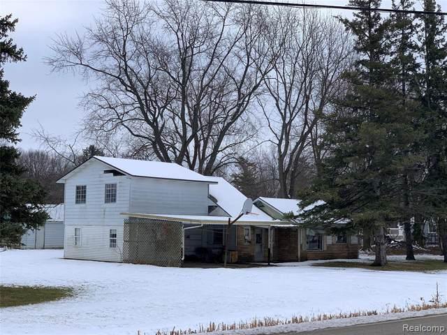 3508 N Belsay Rd, Flint, MI 48506 (MLS #2210001446) :: The BRAND Real Estate
