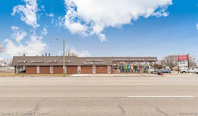 27740 Ford Rd, Garden City, MI 48135 (MLS #2210000987) :: Kelder Real Estate Group
