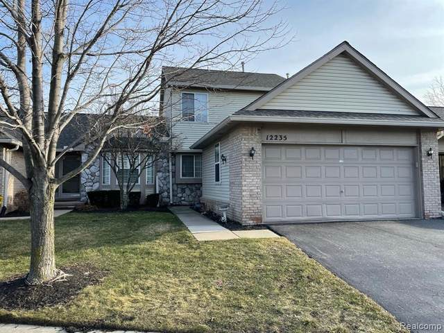 12235 Noonan Crt, Utica, MI 48315 (MLS #2210002585) :: The Tom Lipinski Team at Keller Williams Lakeside Market Center