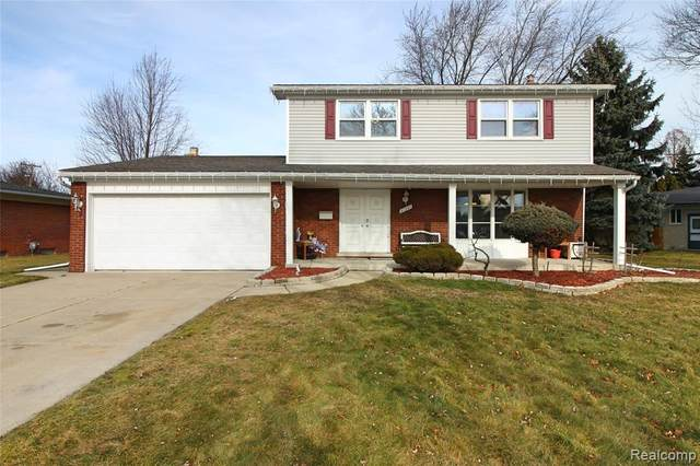 37347 Catherine Marie Dr, Sterling Heights, MI 48312 (MLS #2210002490) :: The Tom Lipinski Team at Keller Williams Lakeside Market Center