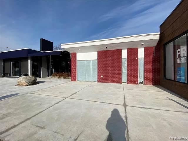 2230 West Rd, Trenton, MI 48183 (MLS #2210003110) :: Kelder Real Estate Group