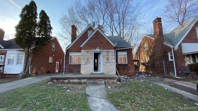 11319 Marlowe St, Detroit, MI 48227 (MLS #2210001545) :: The BRAND Real Estate