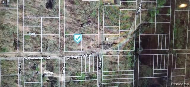 0000 W Pinewood Blvd, Merrill, MI 48511 (MLS #2210003300) :: The BRAND Real Estate