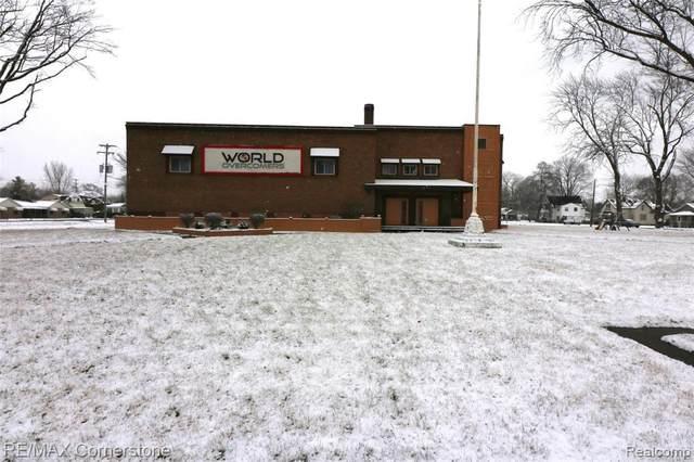 510 Mapleridge, Saginaw, MI 48724 (MLS #2210004182) :: The BRAND Real Estate