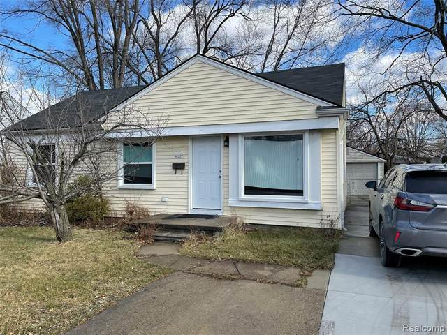 4112 Coolidge Hwy, Royal Oak, MI 48073 (MLS #2210004573) :: The BRAND Real Estate