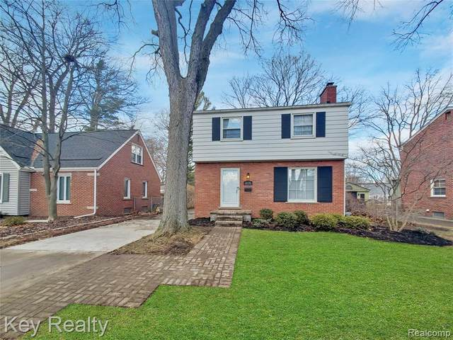 618 W Webster Rd, Royal Oak, MI 48073 (MLS #2210003653) :: The BRAND Real Estate