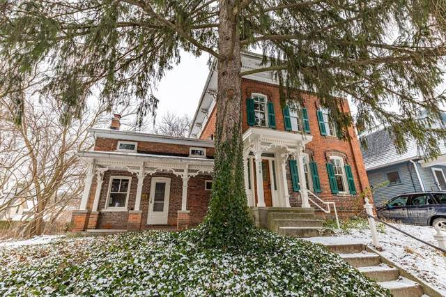 716 N 5TH AVE, Ann Arbor, MI 48104 (MLS #3278440) :: The BRAND Real Estate
