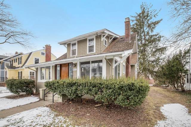 1412 Brooklyn Ave, Ann Arbor, MI 48104 (MLS #3278436) :: The BRAND Real Estate