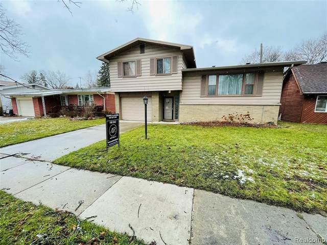 1506 S Franklin Ave, Flint, MI 48503 (MLS #2210004833) :: The BRAND Real Estate