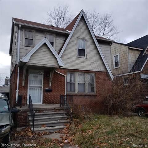 20459 Greeley St, Detroit, MI 48203 (MLS #2210005121) :: The BRAND Real Estate