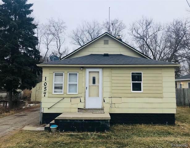 1057 Dowagiac Ave, Mount Morris, MI 48458 (MLS #2210005404) :: The BRAND Real Estate