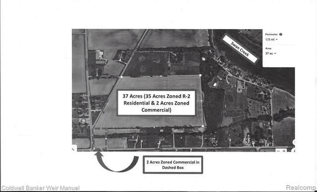 00000 N Dixie Hwy, Newport, MI 48166 (MLS #2210005723) :: The BRAND Real Estate