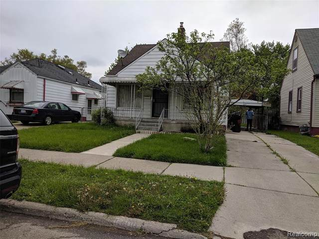 6400 Stahelin Ave, Detroit, MI 48228 (MLS #2210006586) :: The BRAND Real Estate