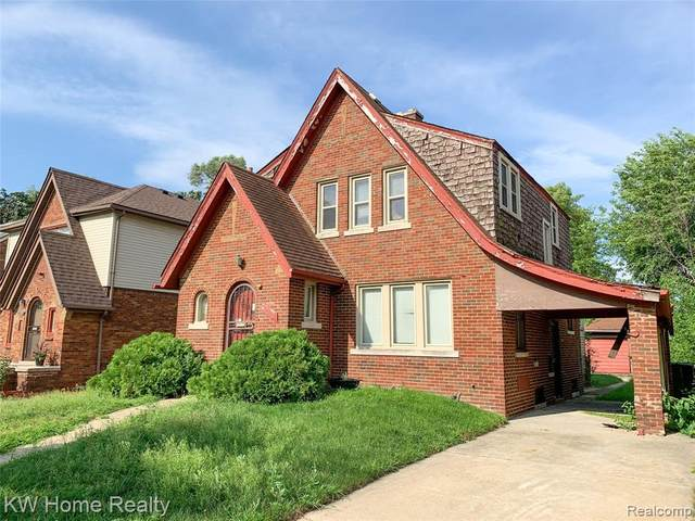 20539 Picadilly Rd, Detroit, MI 48221 (MLS #2210006719) :: The BRAND Real Estate
