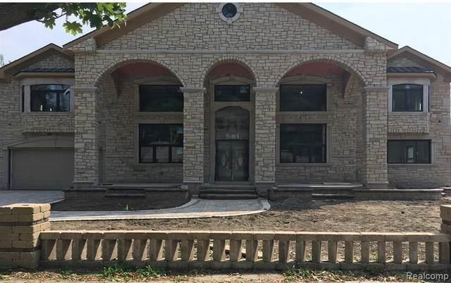 7929 Normile, Dearborn, MI 48126 (MLS #2210007113) :: The BRAND Real Estate
