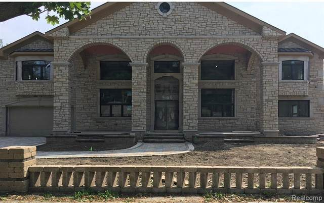 7929 Normile, Dearborn, MI 48126 (MLS #2210007149) :: The BRAND Real Estate