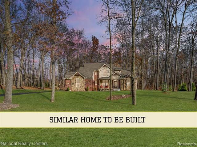 000 Overbrook, Highland, MI 48357 (MLS #2210007189) :: The BRAND Real Estate