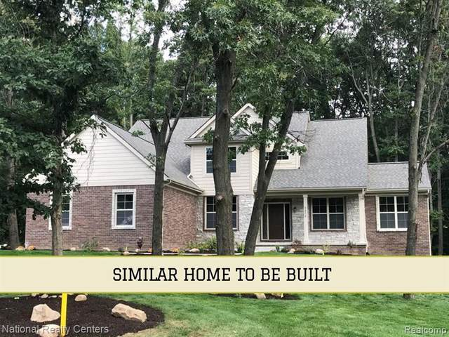 000 Perthshire, Highland, MI 48357 (MLS #2210007684) :: The BRAND Real Estate