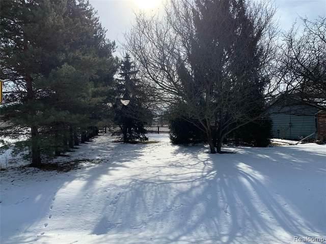 0 Jolson Ave, Burton, MI 48529 (MLS #2210007847) :: The BRAND Real Estate