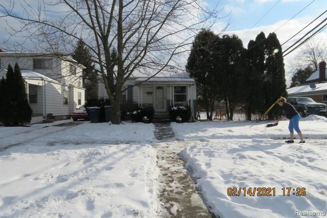 1469 New York Ave, Lincoln Park, MI 48146 (MLS #2210009996) :: The BRAND Real Estate