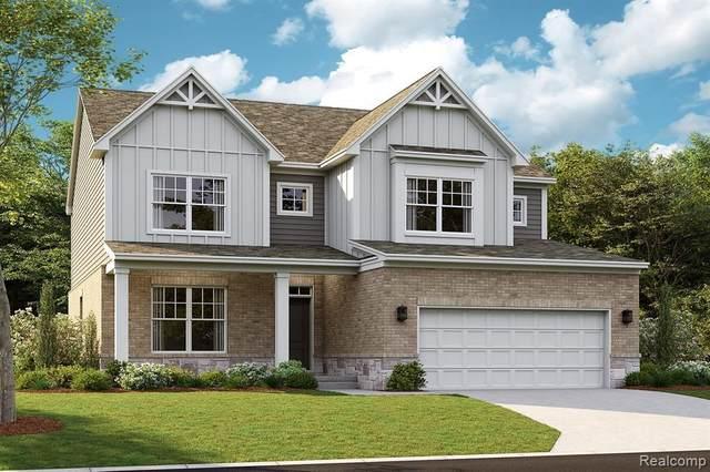 48103 Leland Dr, Northville, MI 48168 (MLS #2210010339) :: The BRAND Real Estate