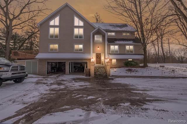 9689 Carpenter Rd, Milan, MI 48160 (MLS #2210009297) :: The BRAND Real Estate