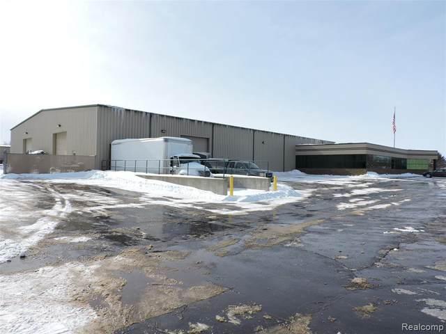 5048 Pilgrim Rd, Flint, MI 48507 (MLS #2210010536) :: The BRAND Real Estate