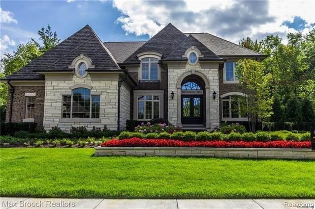 22549 Montebello Crt, Novi, MI 48375 (MLS #2210011612) :: The BRAND Real Estate