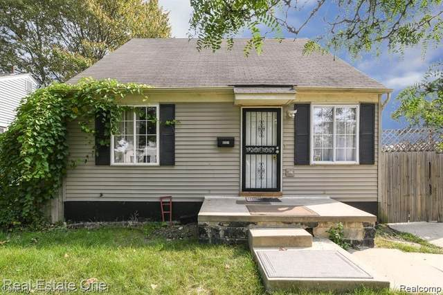 6524 Brace St, Detroit, MI 48228 (MLS #2210011799) :: The BRAND Real Estate