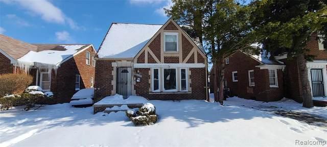 9918 Terry St, Detroit, MI 48227 (MLS #2210012089) :: The BRAND Real Estate