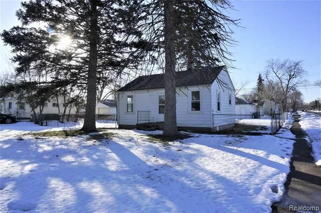 28543 Dawson St, Garden City, MI 48135 (MLS #2210011971) :: The BRAND Real Estate