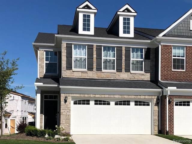 43275 Heron Dr Unit#035, Novi, MI 48375 (MLS #2210012216) :: The BRAND Real Estate