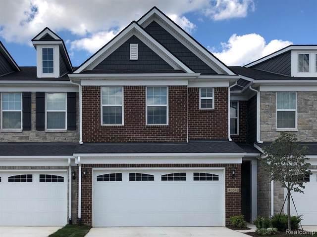 43279 Heron Dr Unit#036, Novi, MI 48375 (MLS #2210012217) :: The BRAND Real Estate