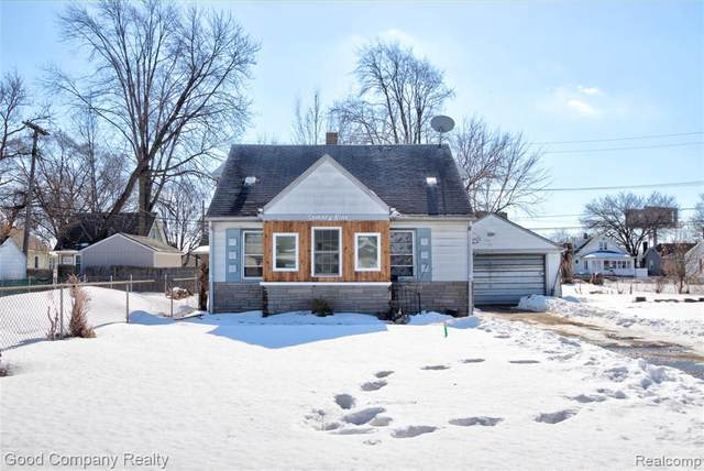 79 Chestnut Ave, Hazel Park, MI 48030 (MLS #2210011319) :: The BRAND Real Estate