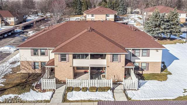 19585 Northridge Dr Unit#65-Bldg#7, Northville, MI 48167 (MLS #2210012584) :: The BRAND Real Estate
