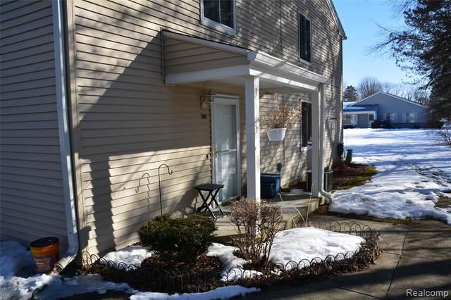 1107 Leisure Dr, Flint, MI 48507 (MLS #2210012400) :: The BRAND Real Estate