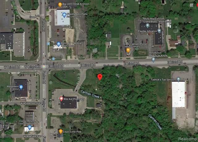 1056 E Bristol Rd, Burton, MI 48529 (MLS #2210011925) :: The BRAND Real Estate